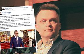Szymon Hołownia: nie dziwię się ludziom, którzy widząc takie herezje, rezygnują z uczęszczania do kościoła