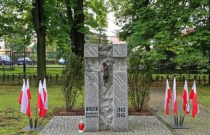 Bielsko-Biała: słowa Jana Pawła II na pomniku ku czci ofiar rzezi wołyńskiej