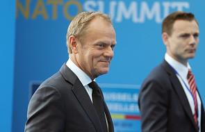 Tusk: obóz rządzący chyba nie przywiązuje wagi do istoty parlamentaryzmu