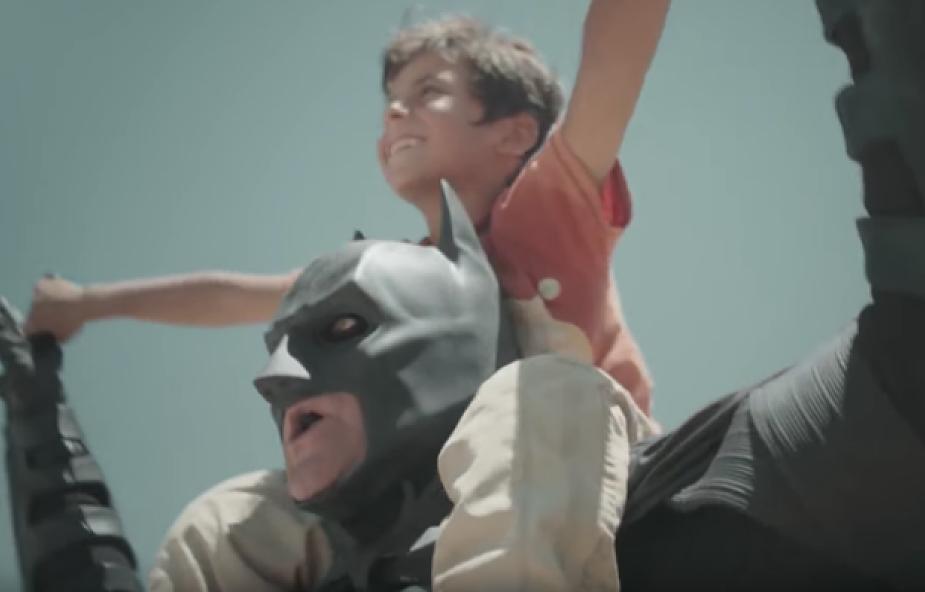 Batman znalazł miejsce, w którym jest najbardziej potrzebny [WIDEO]