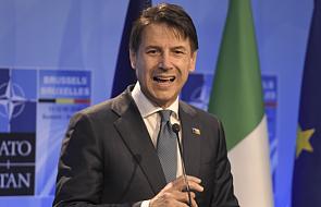 Premier Włoch do UE: nie bierzemy na siebie całego ciężaru migracji