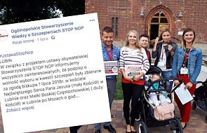 Antyszczepionkowcy zbierali podpisy w parafiach. Czy biskup wydał na to zgodę?