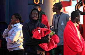 Hiszpania głównym celem migrantów przez Morze Śródziemne