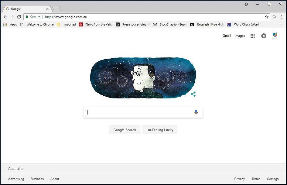 Google świętuje dziś urodziny wybitnego księdza - zdjęcie w treści artykułu