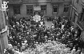 Tak wyglądały Msze Święte w czasie Powstania Warszawskiego