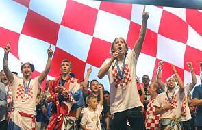 Luka Modrić zachwycił wszystkich Chorwatów. Spędził wieczór z wyjątkowym kibicem