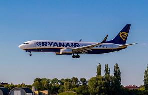 Ryanair: z powodu strajku personelu 25 i 26 lipca odwołanych 600 lotów