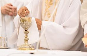 Dlaczego w czasie Mszy świętej do wina dolewa się odrobinę wody?