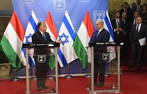 Orban: ja i Netanjahu tak samo patrzymy na kwestię bezpieczeństwa