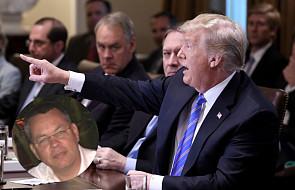 Donald Trump wezwał prezydenta Erdogana do uwolnienia pastora Brunsona