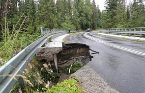 Słowacja: szkody powodziowe na tatrzańskich szlakach turystycznych