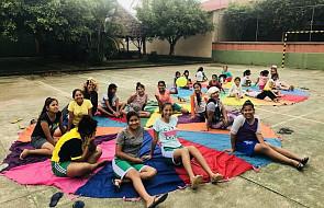 Caritas z Siedlec wspiera dzieci w Boliwii