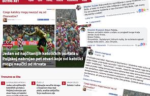 """Chorwaci wzruszeni tekstem katolickiego dziennikarza z Polski. """"Lepiej nas zrozumiał niż my sami"""""""