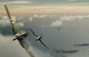 Do sieci trafił zwiastun filmu o polskich pilotach z Dywizjonu 303 [WIDEO]