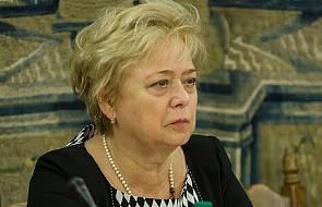 Gersdorf: będę I prezesem Sądu Najwyższego na uchodźstwie