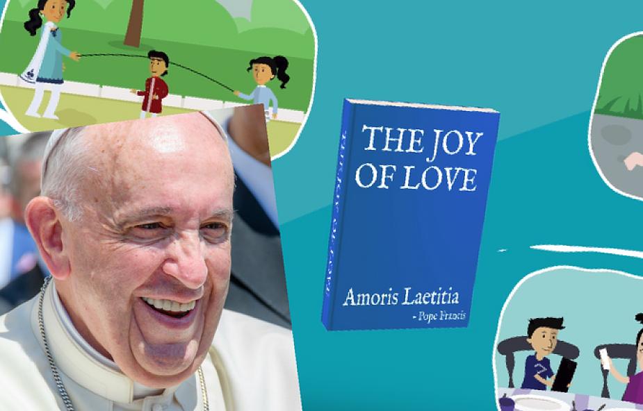 Powstała kreskówka inspirowana papieską adhortacją