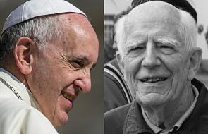 Zmarł 102-letni jezuita. Był nauczycielem papieża Franciszka