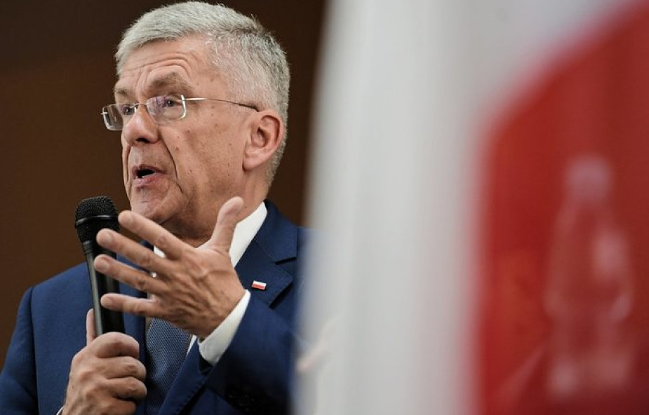 Karczewski: debata w Senacie nad wnioskiem prezydenta we wtorek