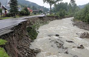 Małopolskie: w przyszłym tygodniu wstępne podsumowanie strat po ulewach