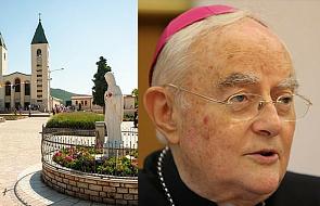 Abp Hoser rozpoczyna posługę w Medjugorju - proboszcz dziękuje papieżowi za jego misję