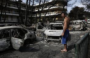 MSZ apeluje do Polaków przebywających w Grecji o zachowanie ostrożności