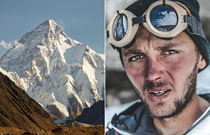 Jak wygląda świat ze szczytu K2? Zobacz niesamowite zdjęcia ze zjazdu Andrzeja Bargiela