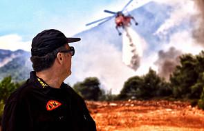 Spontaniczna solidarność Greków z ofiarami klęski pożarów