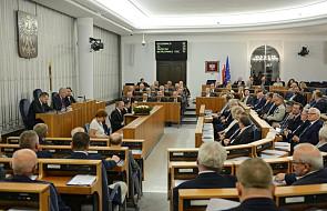 Senat wznowił obrady; zajmie się m.in. nowelizacją Kodeksu wyborczego