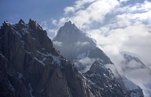 Andrzej Bargiel zgłosił się do akcji ratunkowej na Latoku I. Wcześniej zjechał z K2, a teraz sam chce pomóc