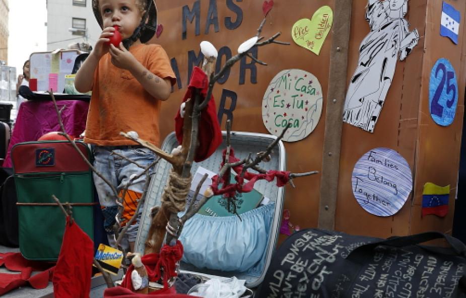 USA: ponad 1400 dzieci migrantów odnalazło swoich rodziców