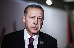 Erdogan: Turcja nie zmieni stanowiska pod groźbą sankcji