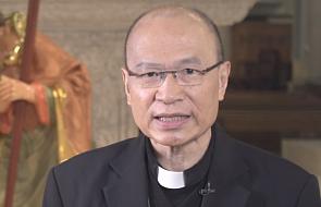 Bp Michael Yeung Ming-cheung z Hongkongu: nie rywalizujemy z władzą, jesteśmy z najsłabszymi