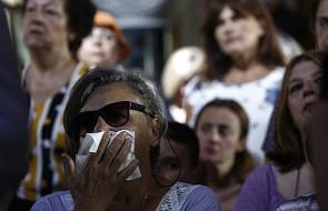 Grecja: znaleziono kolejne ciała, najprawdopodobniej ofiar pożarów