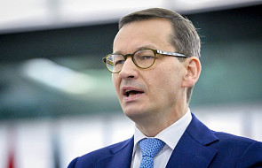 Morawiecki: debata w PE - nie była łatwa, ale budująca