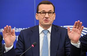 Premier Morawiecki: Unia musi ponownie wsłuchać się w głos swych obywateli