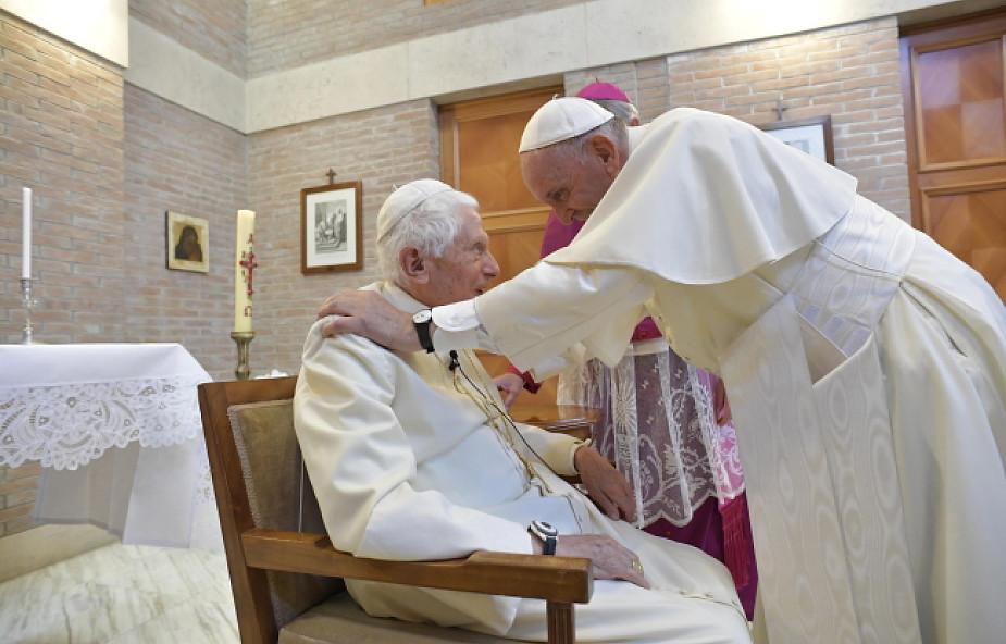 Nowe wieści w sprawie stanu zdrowia Benedykta XVI