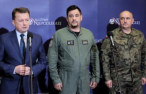 Błaszczak: loty MiG-29 - do czasu wyjaśnienia przyczyn katastrofy - zostały wstrzymane