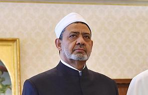 Wielki imam Uniwersytetu Al-Azhar w Kairze: kard. Tauran wniósł wielki wkład we wzajemne zrozumienie