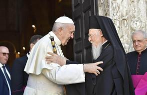 Franciszek w Bari: niech pokój zapanuje na Bliskim Wschodzie [DOKUMENTACJA]
