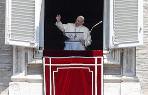 Franciszek: wielu ochrzczonych żyje tak, jakby Chrystus nie istniał