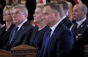 Prezydent Duda przybył na Ukrainę, gdzie weźmie udział w obchodach 75. rocznicy rzezi wołyńskiej
