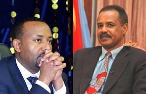 Pierwsze od blisko 20 lat spotkanie przywódców Etiopii i Erytrei