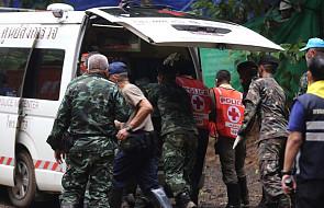 Tajlandia: wznowiono akcję ratunkową w jaskini