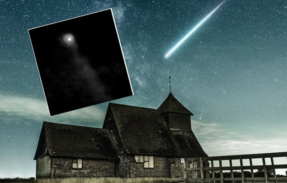 Proboszcz i parafianie 9 razy widzieli UFO podczas festynu przy kościele