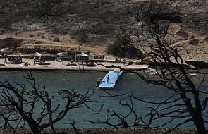 Grecja: krewni ofiar pożarów pozywają władze za zaniedbania