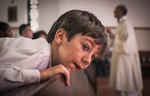 Nie bierzcie dziecka do kościoła za wszelką cenę