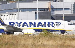 Strajkują piloci linii lotniczych Ryanair; odwołano około 400 lotów