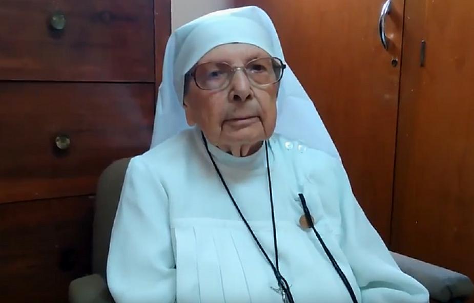 Ta niemal stuletnia zakonnica może nas wiele nauczyć. Niedawno świętowała jubileusz