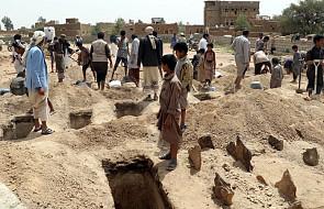Bp Hinder: masakra dzieci pokazuje horror wojny w Jemenie