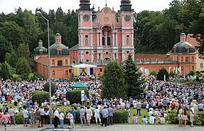 50. rocznica koronacji obrazu Matki Bożej Świętolipskiej. To Sanktuarium Matki Jedności Chrześcijan